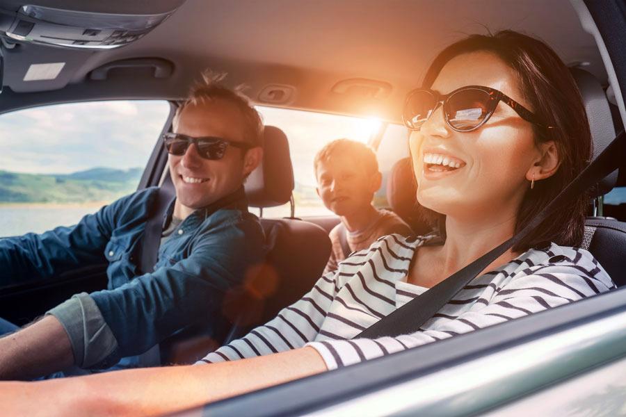 conduite détente en famille avec movebo.fr école de conduite